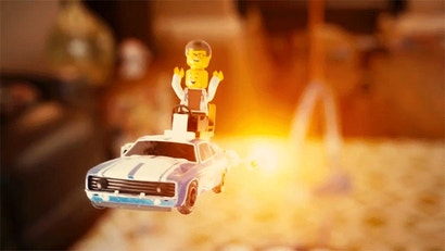 This Animated Lego Fan Film Is As Good As The Official Movies