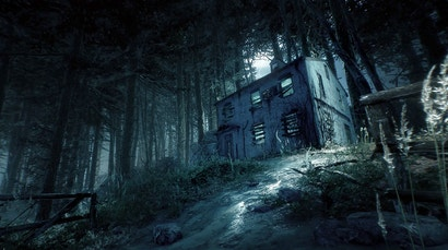 Unlike The Movie, The Blair Witch Game Doesn't Seem So Scary