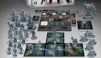 Case Blue Board Game : Bloodborne board game is making millions on kickstarter kotaku