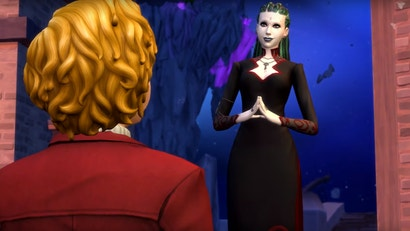 The Sims 4 Is Getting Magic