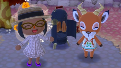 Beau Is The Best Villager In Animal Crossing: Pocket Camp ...
