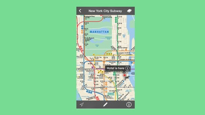 Maplets Lets You Use Maps Offline