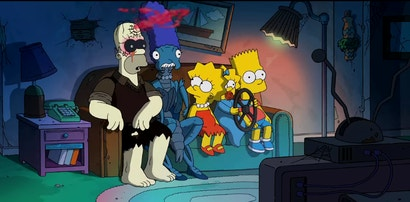 Celebrate 25 Seasons of Treehouse of Horror By Watching The Simpsons