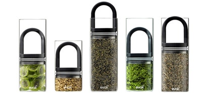 Compressing Containers Squeeze the Air Out of Your Stored Food