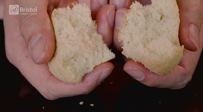 See the difference that missing one ingredient can make in baking a cake