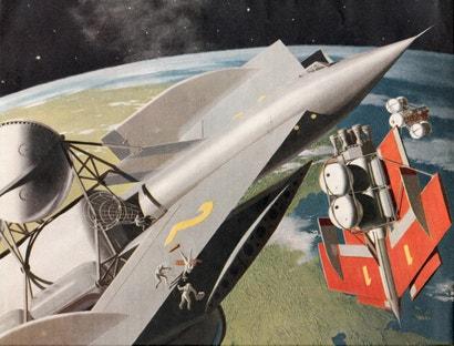 Wernher von Braun Predicted We'd Send Men to Mars No Sooner Than 2050s
