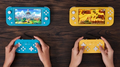 The Switch Lite Now Has A Matching And Equally Compact Wireless Controller