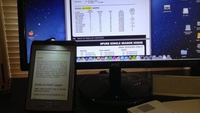 PDF4Kindle Converts PDF Files To Native Kindle Books