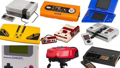 This Encyclopaedic Site Contains 41 Years Of Video Game Console Design