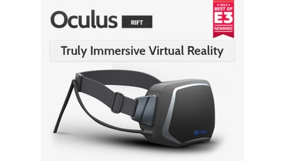 Oculus Rift Will Make Virtual Reality Goggles For Android Phones