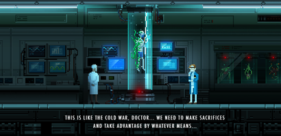 A Game Where You Are The Terrifying Alien That Soldiers Want To Kill