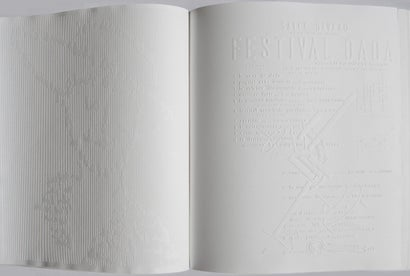 An Exquisite Book Printed Entirely Without Ink