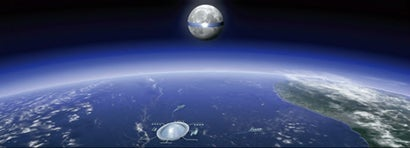 Japan Wants To Ring The Moon With Solar Panels To Power The Earth