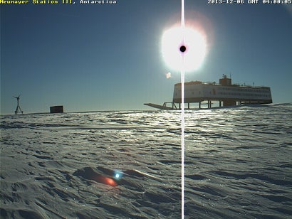 22 Awesome Science And Infrastructure Webcams From Around The World