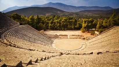 Why The Epidaurus Theatre Has Such Amazing Acoustics