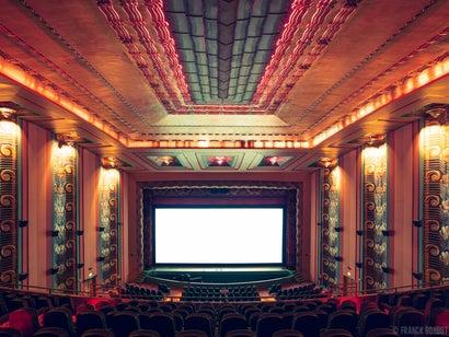 Photos Of Movie Theatres Show The Former Grandeur Of Cinema