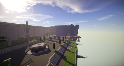 Someone Is Building All Of Destiny In Minecraft