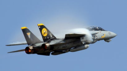 A Love Letter To The F-14 Tomcat
