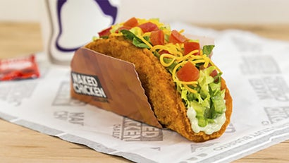 We Have Two Weeks To Prepare For Taco Bell's Fried Chicken Taco Shell