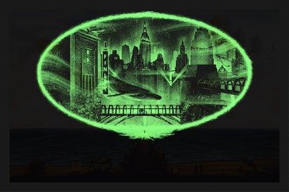BioShock Art With A Glow-In-The-Dark Secret