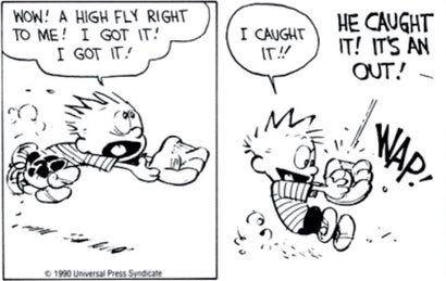 Calvin And Hobbes Showed The Trouble With Organised Sports And Father Figures