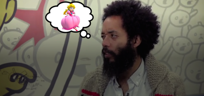 Wyatt Cenac's Hilarious Theory About Mario And Princess Peach