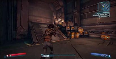 The New Borderlands Looks Pretty Good as a Third-Person Game