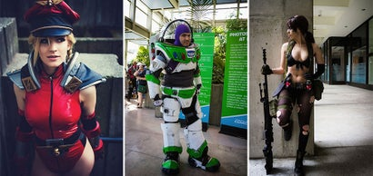 Seattle's Cosplay Game Is Strong