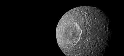 One of Saturn's Moons Could Have a Subterranean Sea