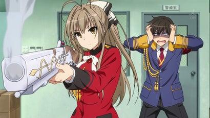 There Are Few Anime As Fun As Amagi Brilliant Park