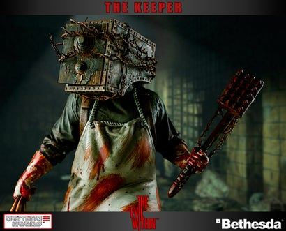 You've Got To Really Love The Evil Within To Spend $US300 On This Guy