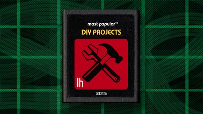 Most Popular DIY Projects Of 2015