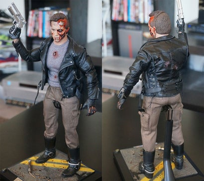 Hot Toys T-800: The Kotaku Review