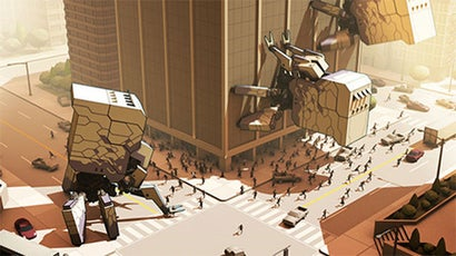 Big Strategy Game Fails Kickstarter, Makes Giant Monsters Sad