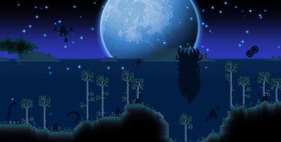 Terraria S Next Big Content Update Planned For June
