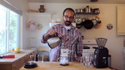 How To Make Japanese Style Iced Coffee