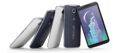 Google's Nexus 6 Superphone Is Here, and It's a Monster