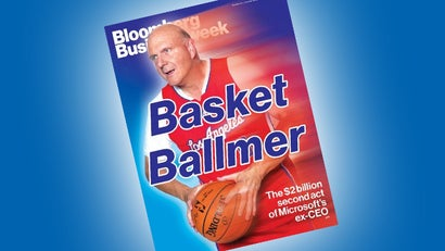 The Steve Ballmer GIF Bloomberg Businessweek Cover Is Just Perfect