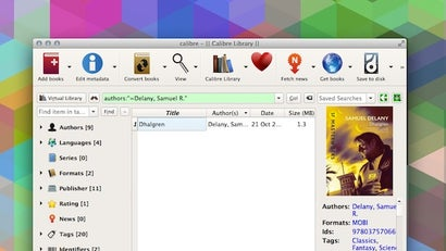 Calibre 2.0 Adds An Editor And Book Comparison