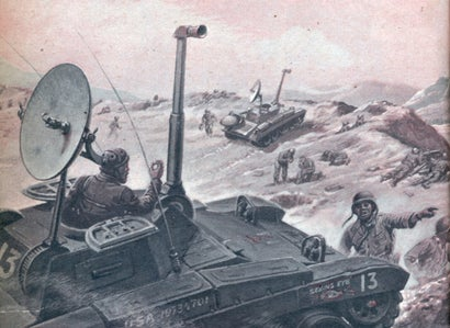 From Football Field to Battlefield: A Futuristic 1950s Vision of TV