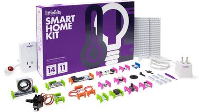 LittleBits' Smart Home Kit Makes Home Automation Easy