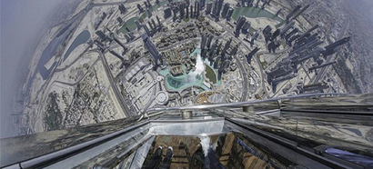 Check Out the 148-Story View from the World's Highest Observation Deck