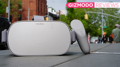 Oculus Go's VR Is Good And Cheap So Why Am I Still So Disappointed?