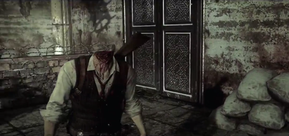 Grisly Evil Within Glitch Lets You Play After Getting Beheaded