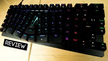 X-Bows Ergonomic Keyboard Review: Strange Shape, Great Typing