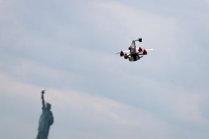 US Cops Just Got One Step Closer To Killing People By Drone