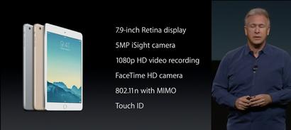 The iPad Mini 3 Is Just the iPad Mini 2 With Touch ID