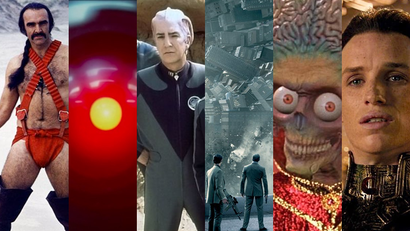The Best Sci-Fi Movies To Watch When You're Seriously Stoned