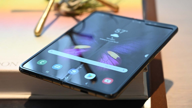 Yeah, That's Not A Screen Protector On The Samsung Galaxy Fold [Updated]