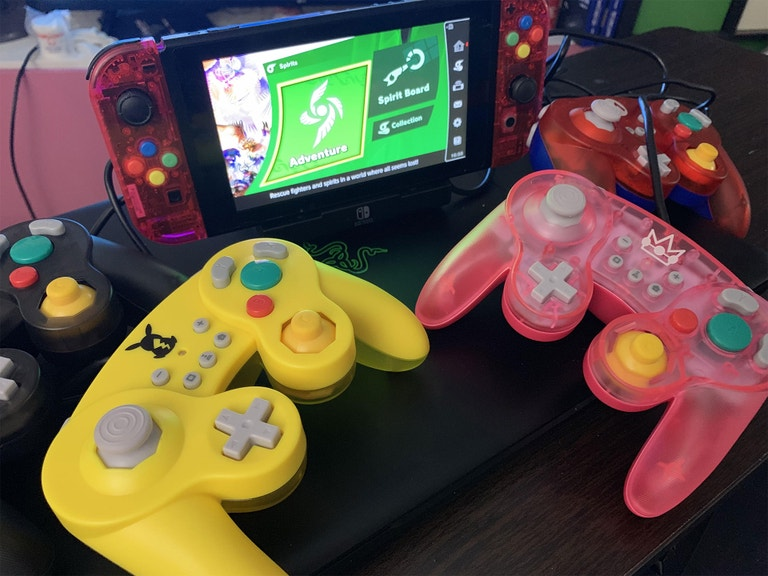 Show Us Your Smash Bros  Ultimate Controller Setup – Brinkwire